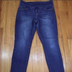 Jag pull on high rise skinny jeans
